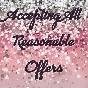 💚All REASONABLE offers accepted 💚